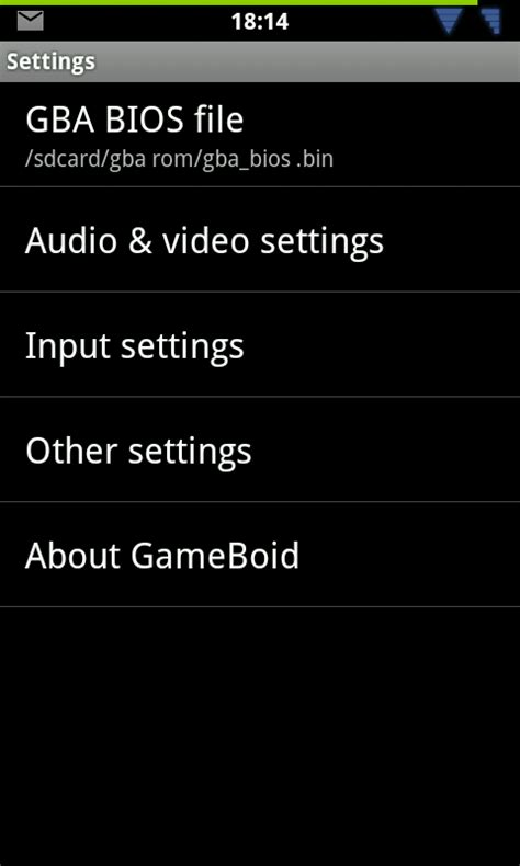 gameboid bios file apk gierki pokemony z gba na android