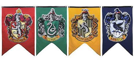 2018 decoration harry potter banners flag