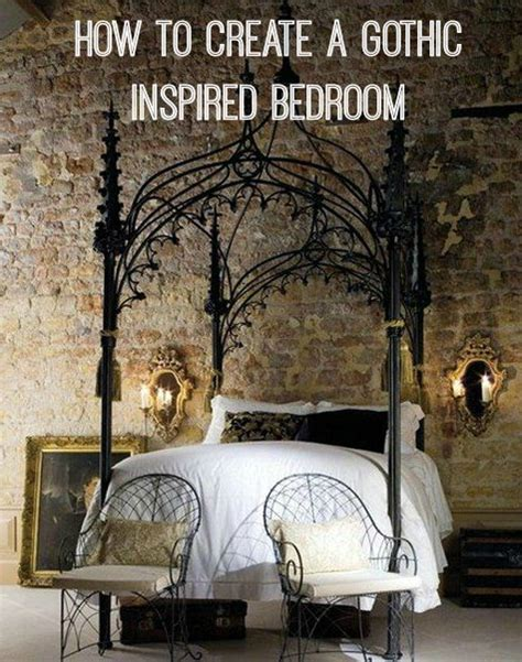gothic style bedroom how to create a gothic style bedroom love chic living