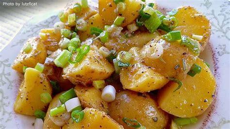 easy salad recipes potato salad recipes allrecipes