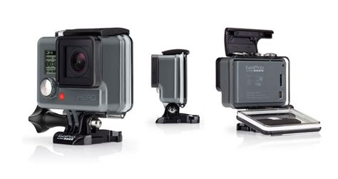 Gopro Lung gopro 4 black silver neue kameras offiziell vorgestellt valuetech de