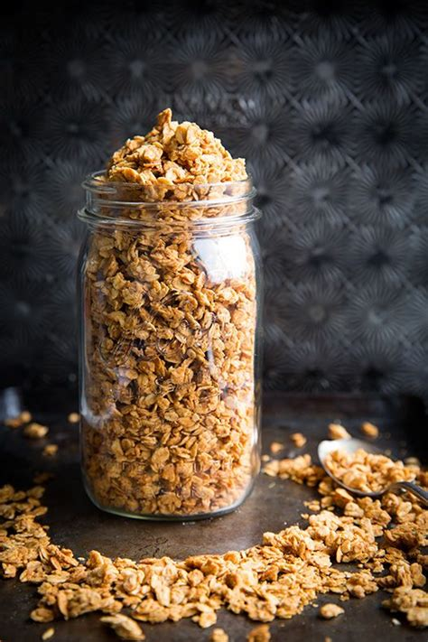 are you seriously ready for are you ready for the easiest granola recipe of your