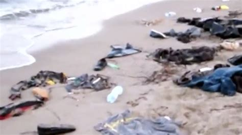 the boat was drowned bodies of drowned syrian refugees found on turkey beach
