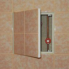 bathroom access panel ideas access panel advice ceramic tile advice forums john