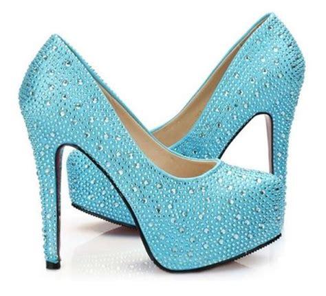 elsa high heels sh110 frozen snow elsa costume shoes