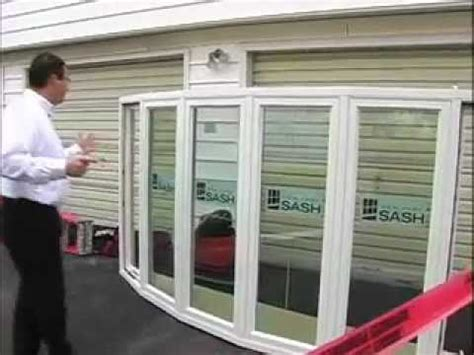 Bow Windows Prices bow window installation project youtube
