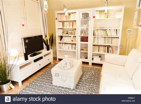 Ikea Living Room Furniture Uk Living Room Furniture In Ikea Uk Stock Photo Royalty Free Image 65952960 Alamy