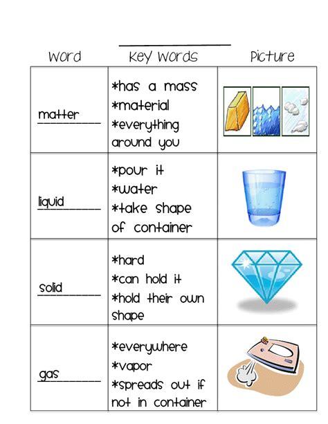 matter site uncategorized properties of matter worksheet