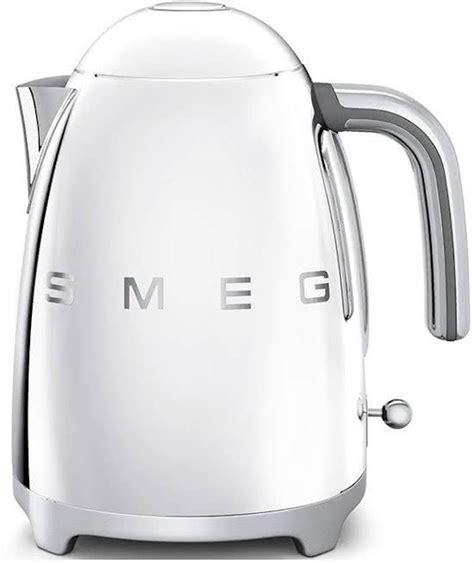 Toaster Kettle Set Bol Com Smeg Waterkoker Klf01 Sseu Chroom