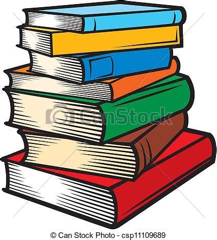 clipart libri vettore di books stacked libri pila pila di libri
