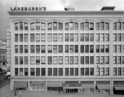 pictures  lansburghs department store washington dc