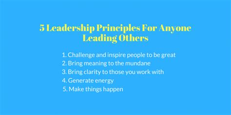 Leadership Leading Others To Lead changer a for innovators and supreme
