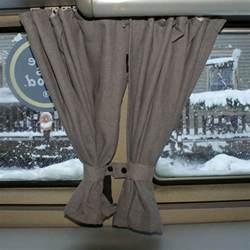 Curtain Carriers Vw Westfalia Camper Curtains Amp Hardware Curtain Tracks Com