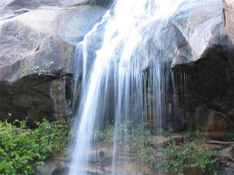 jalagamparai waterfalls   top