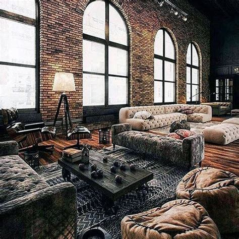 ultimate bachelor pad designs  men luxury interior