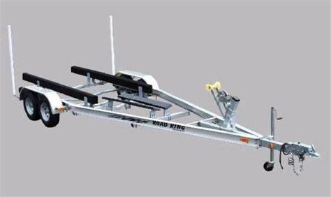 road king boat trailer axles new road king boat trailers for sale trailersmarket