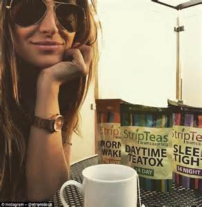Kendall Jenner Detox Tea Brand by Keegan Wright And Kendall Jenner Follow A