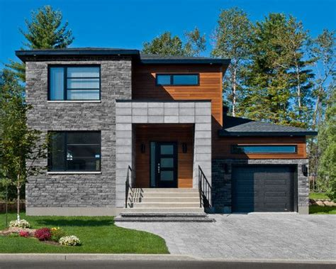 Home New Zealand Architecture Design And Interiors modern wood cabin with grey accents exterior modern