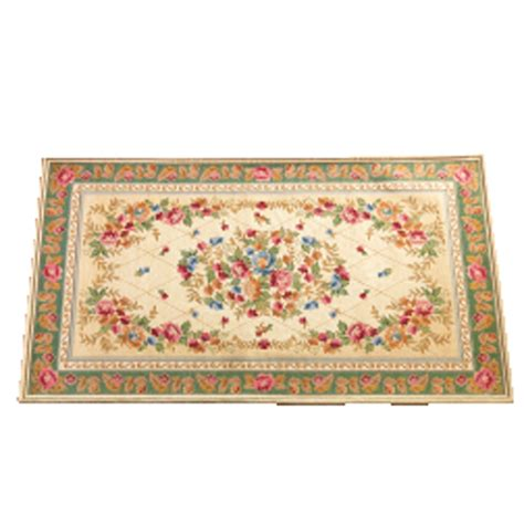 rug collections floral chenille rug by collections etc ebay