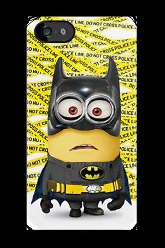 Despicable Me Batman Minion X3014 Iphone 7 black despicable me 2 2013 iphone 4 4s 5 cover minion minions batman make me laught eh
