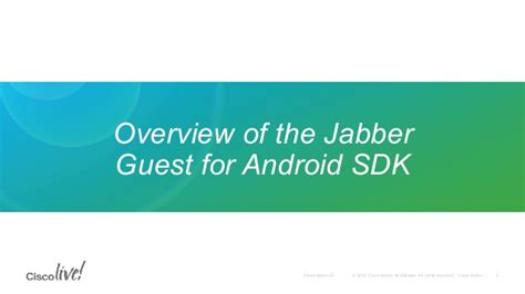 android xmpp tutorial devnet 2011 jabber guest android sdk live coding tutorial