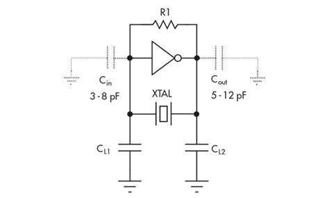 design guidelines for quartz crystal oscillators simple tester provides readout of crystal frequency
