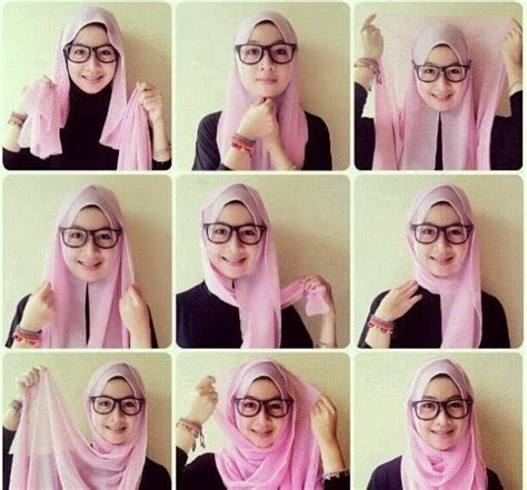 tutorial jilbab pashmina anak muda بالصور احدث صور لفات الحجاب الخليجى و التركى موضه مرايتى