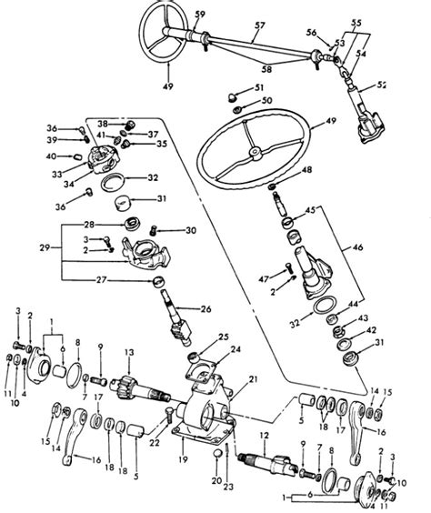 ford 2000 tractor wiring harness wiring diagrams