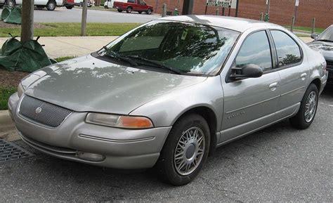chrysler cirrus 1996 1996 chrysler cirrus information and photos momentcar