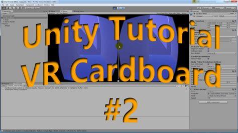 unity tutorial german tutorial unity vr cardboard labyrinth pac man clone 02