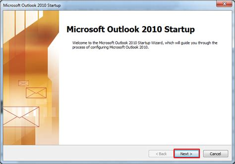 membuat email outlook 2010 panduan setting e mail e mail di outlook 2010 rumahweb s