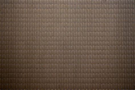 Mat Texture by Coffee Brown Bamboo Mat Texture Picture Free Photograph