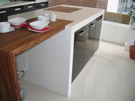 corian wood glacier white corian 174 wood breakfast bar counter