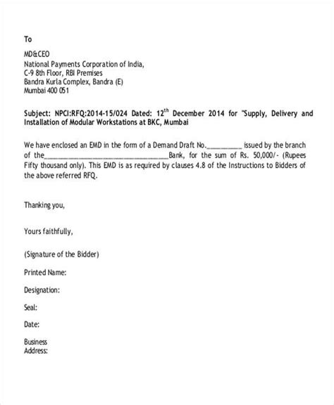 business letter approval request 27 sle quotation letters pdf doc sle templates