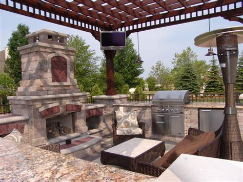best tv for outdoor patio outdoor tv and sound in outdoor kitchen pergola contemporary patio other by suess