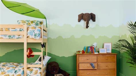 chambre enfant jungle comment am 233 nager une chambre d enfant sur le th 232 me de la