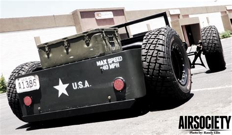 airsociety jeep chopped and dropped 1945 jeep willys rat rod
