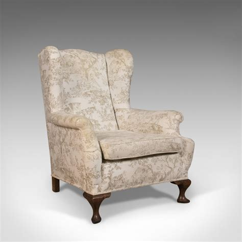 wing back armchairs antique wing back armchair english victorian antiques