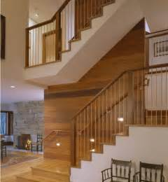 Wooden Stairs Design Modern Handrail Designs That Make The Staircase Stand Out
