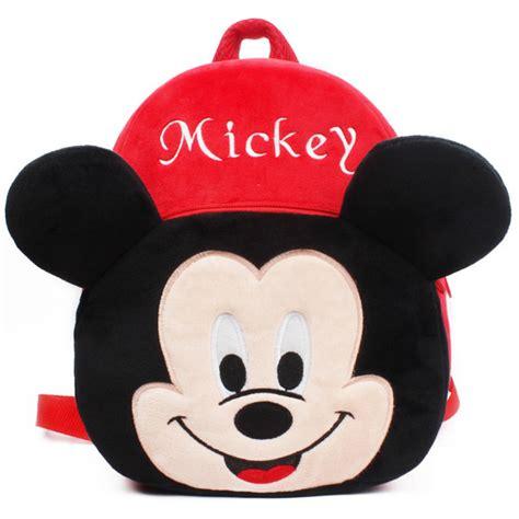 tas sekolah anak karakter kartun mickey mouse jakartanotebook