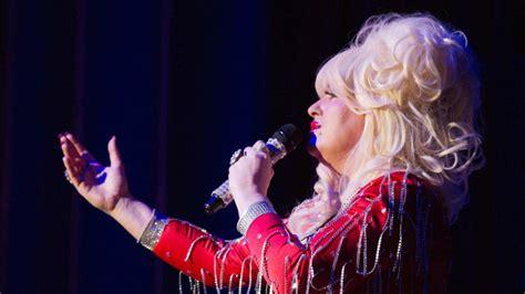 Granite City Country Music Festival 2014 | dolly parton impersonator sarah jayne plays granite city