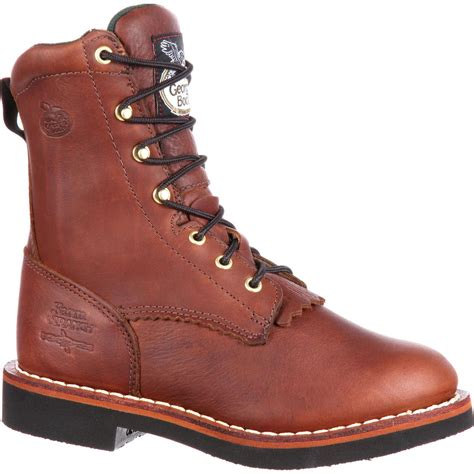 womans work boot boot s chemical resistant lacer work boot