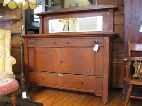 buffet with mirror antique oak sideboard buffet with mirror home design ideas