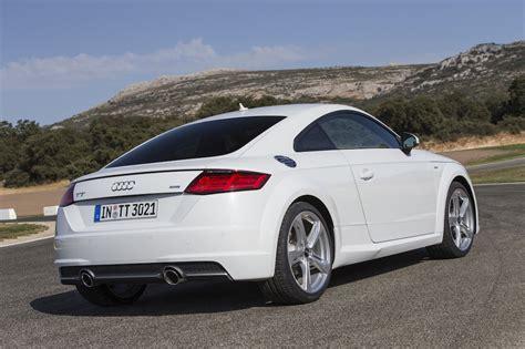 Audi Tt Erfahrungen by Neuer Audi Tt Audi Tts Coup 233 2015 Testbericht Autogef 252 Hl