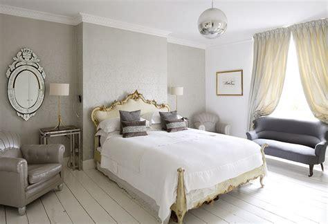 silver  gold bedroom images  pinterest