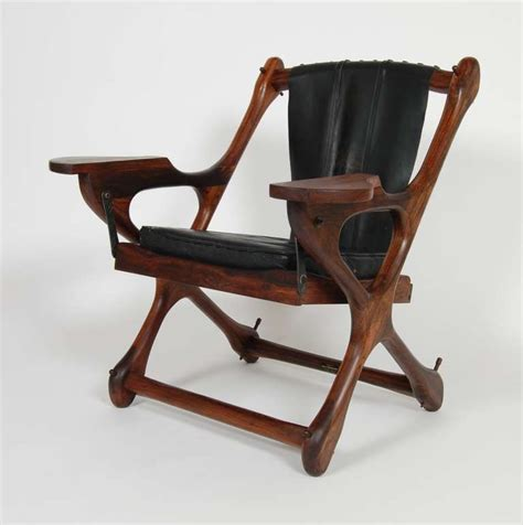 swinging lounge chair don shoemaker swinger lounge chair at 1stdibs