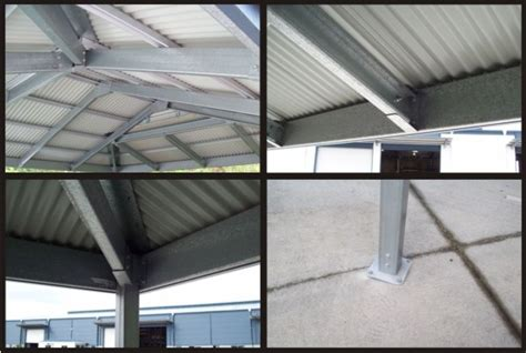 Carport Structure by Gable Carport Excalibur Carports