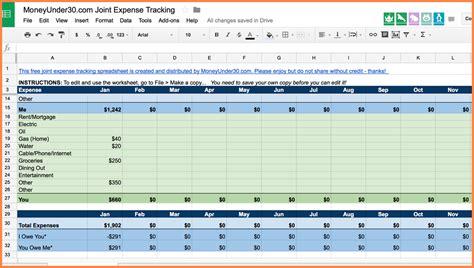 Bill Tracker Spreadsheet by 11 Bill Tracking Spreadsheet Template Excel