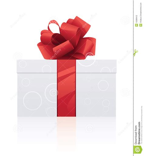 gift wrapped present stock photography image