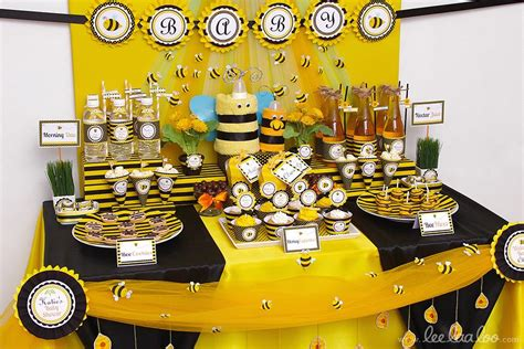 Bumblebee Baby Shower Ideas Baby Ideas Bumble Bee Ideas